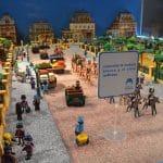 Exposición benéfica de Cudeca de Expo-Clicks PlayMijas en Mijas (Málaga)
