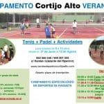 Campamento multideporte para este verano en Centro Deportivo Cortijo Alto en Málaga.