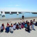 Campamento de verano de vela e Inglés en el Puerto de Santa Maria (Cádiz).