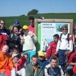 Campamento de verano para niños con discapacidad en Málaga.