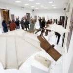 Taller en el Museo de la Ciencia con los inventos de Leonardo Da Vinci en Sevilla.