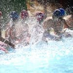 Pasar un día en piscinas públicas con los niños en Sevilla.