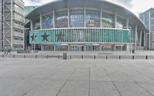 auditorio de madrid donde se llevará a cabo el magnífico Disney in Concert de Frozen para grandes y pequeños.