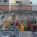Diversión y entretenimiento para toda la familia en el I Festival Infantil en Torremolinos (Málaga).