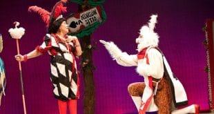 momentos inolvidables de la obra de teatro de la compañía La Maquineta