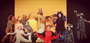 musical infantil donde se representa el compañerismo, música y danza para toda la familia