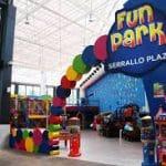 Parque multiaventura en Fun Park en Granada.