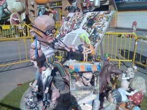parque temático pensado para la diversión de los peques y homenajea a Mortadelo y filemón