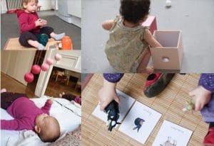 diversión y juegos en cumpleaños desde los más pequeños