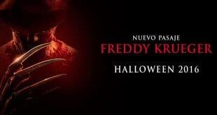 uno de los personajes más conocidos en el mundo de las películas de terror, Fredy