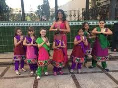 amor por el baile, diversión y desarrollo de spicomotricidad con bailes tan alegres como es la danza bollykids