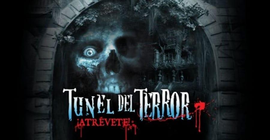 Resultado de imagen de tunel del terror