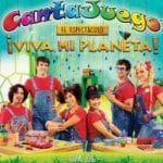 Espectáculo ¡Viva mi planeta! con el grupo Cantajuegos en Marbella (Málaga).