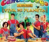 Cantajuegos y su espectáculo ¡Viva mi planeta! hace participes a los pequeños con un juego y sus canciones