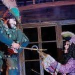 Teatro en Triguero: Peter Pan, la batalla final, en Huelva.