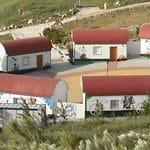 Visita de particulares y colegios a La fabrica de Papá Noel en Málaga