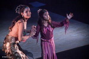 magia, musica, arte y diversión en la sirentia para grandes y pequeños, acercando el flamenco.