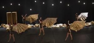 una obra de danza y música, diversión y entretenimiento para todos los públicos