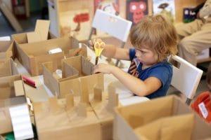 taller arquitectura para niños, aprender divirtiendose