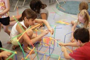 Taller para los peques para desarrollar sus habilidades y conocimientos matemáticos