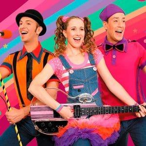 trio de excomponentes del grupo Cantajuegos, Pica Pica nos trae espectáculos nuevos para los peques