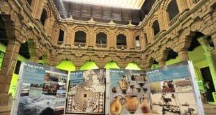 casa de la ciencia, con diferentes exposiciones y talleres para toda la familia