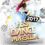 """Festival de danza """"Fes Dance"""" en Marbella (Málaga)."""