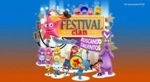 festival clan, todo diversión para los más peques