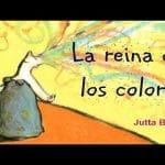 """Teatro para bebés con la obra """"La Reina de los colores"""" en Madrid."""