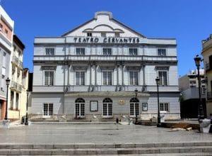 teatro en pleno centro de màlaga dónde se pueden disfrutar tanto de obras de teatro como espectáculos musicales y conciertos