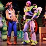 Adaptación de la película «The Toy Story» en los escenarios de Almería.