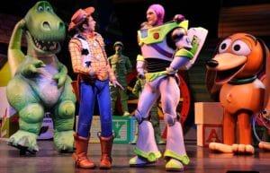 en Toy Story los juguetes de un niño cobran vida