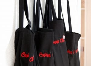 campamento de cocina + inglés para niños en Cooking Olé