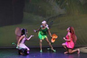 campanilla conocida a raiz de las aventuras de Peter Pan en Nuncajamás