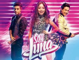 Gran show de la serie de televisión Soy Luna en concierto por Europa