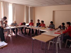 clases de inglés con monitores y profesores nativos