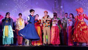 un espectáculo musical infantil para toda la familia, rindiendo homenaje a la gran película