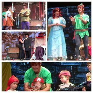 es un musical infantil dónde el público podrá disfrutar tanto de la actuación como la participación en el mismo