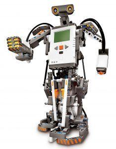 podrán crear sus propios robots y poder darle ordenes