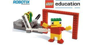 curso Robotix de Lego Education para niños de entre 5 y 15 años