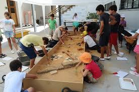taller dónde aprenderán la cultura y la historia de Egipto y de las momias