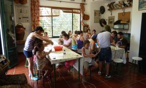 actividades al aire libre, actividades deportivas, talleres, juegos y mucho más en Las Contadora en los montes de Málaga