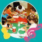 Campamento de verano de artes plásticas con Campus Promete en Madrid.