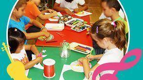 campamento de verano de artes plásticas