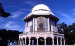 Planetario y casa de las ciencias