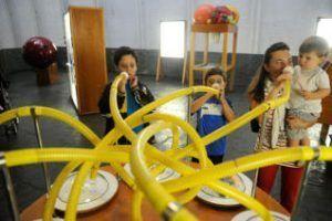 modulos y salas interactivas para la diversión de toda la familia