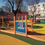 Parque público de integración para personas con discapacidad en Busot (Alicante).