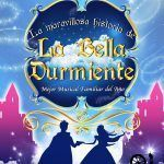"""Musical infantil de """"La maravillosa historia de la Bella Durmiente"""" en Guadalajara."""