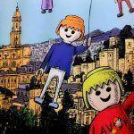 El Museo por los clicks de Playmobil en Bilbao (Vizcaya)