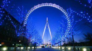 viajar a Londres y visitar un indispensable como es el Ojo de Londres